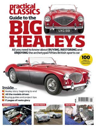 Practical Classics Specials Big Healey's