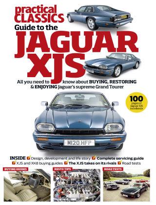 Practical Classics Specials Jaguar XJS