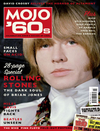 MOJO Specials MOJO 60s Brian Jones