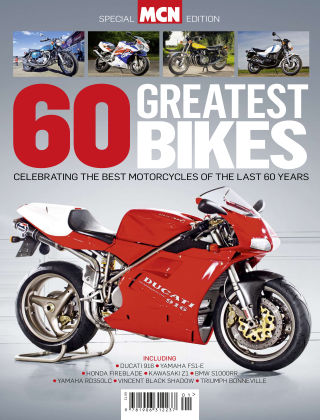MCN Specials 60 Greatest Bikes