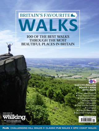 Country Walking Specials Britain's Fav Walks