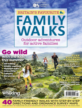 Country Walking Specials Britain Family Walks