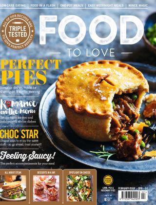 Food To Love February 2018