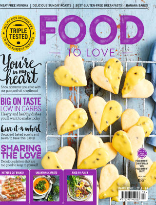 Food To Love March 2018