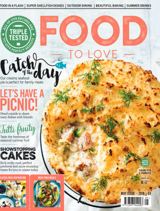 Food To Love May 2018