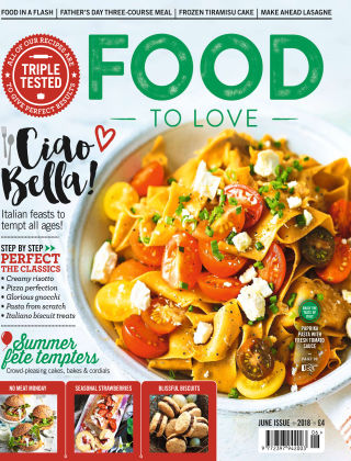 Food To Love June 2018