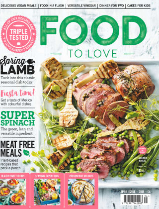 Food To Love April 2018