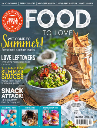 Food To Love July 2018
