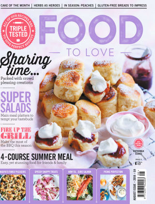 Food To Love August 2018