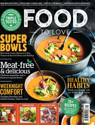 Food To Love Jan 2019