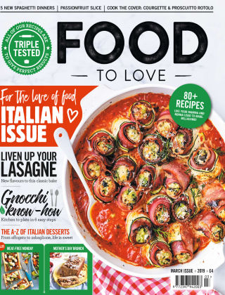 Food To Love March 2019