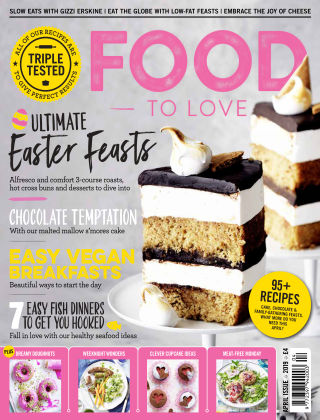 Food To Love April 2019