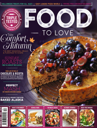 Food To Love October 2019