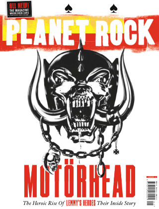 Planet Rock Issue 1