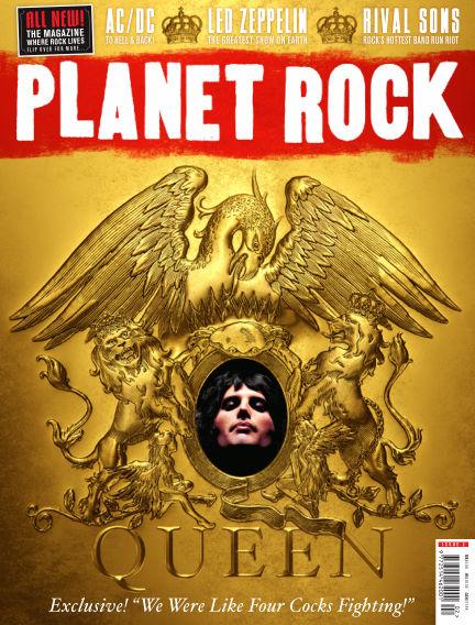 Planet Rock July 07, 2017 00:00