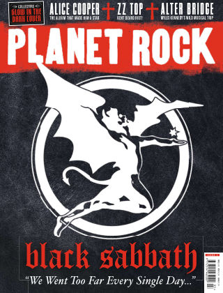 Planet Rock Issue 3