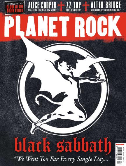 Planet Rock September 01, 2017 00:00