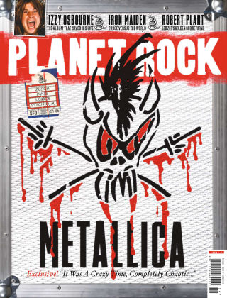 Planet Rock Issue 4