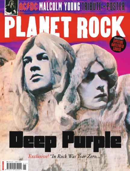 Planet Rock December 21, 2017 00:00