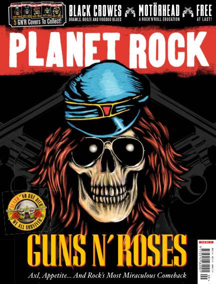Planet Rock August 03, 2018 00:00