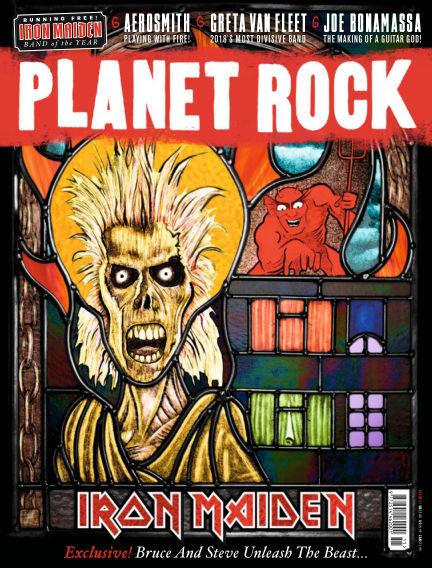 Planet Rock November 23, 2018 00:00
