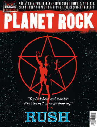 Planet Rock Issue 13