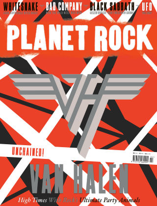 Planet Rock Issue 14