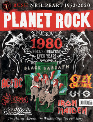 Planet Rock Issue 19
