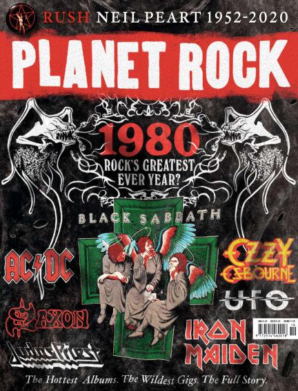 Planet Rock February 14, 2020 00:00