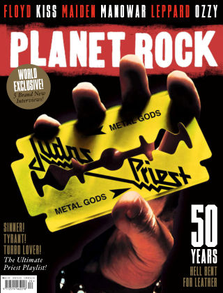 Planet Rock Issue 20