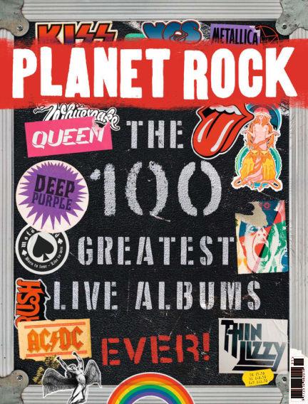 Planet Rock June 05, 2020 00:00