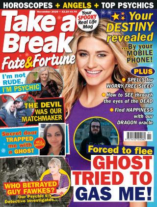 Fate & Fortune November 2020