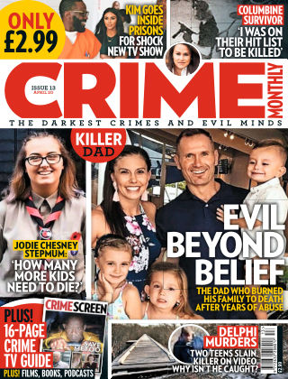 Crime Monthly Issue 13