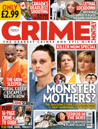 Crime Monthly Issue 14