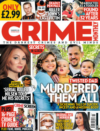 Crime Monthly Issue 15