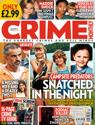Crime Monthly Issue 17