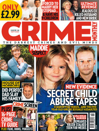 Crime Monthly Issue 18