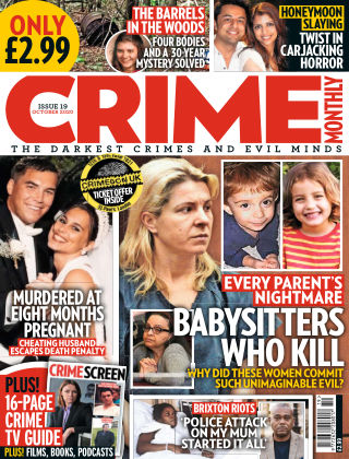 Crime Monthly Issue 19