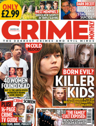 Crime Monthly Issue 20