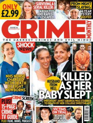 Crime Monthly Issue 21