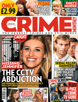 Crime Monthly Issue 22