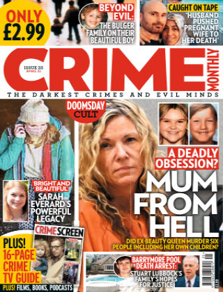 Crime Monthly Issue 25