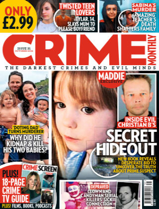 Crime Monthly Issue 31