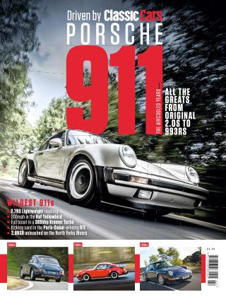 Classic Cars Specials Porsche 911