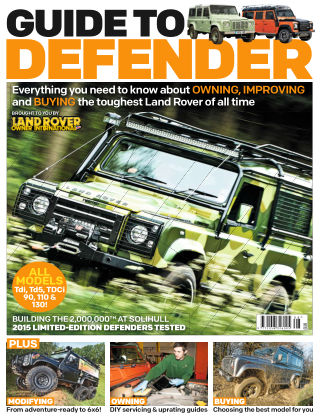 Land Rover Owner Specials Defender Vol 2