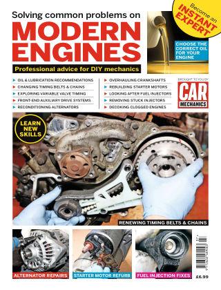 Car Mechanics Specials Modern Engines