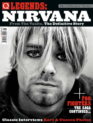 Q Specials Nirvana&Foo Fighters