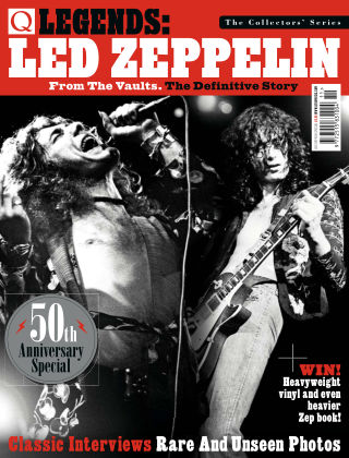 Q Specials Led Zeppelin
