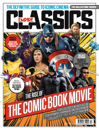 EMPIRE Specials Comic Book Movies