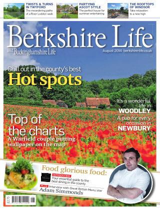 Berkshire Life August 2014